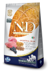FARMINA N&D LOW ANCESTRAL GRAIN CANINE LAMB & BLUEBERRY ADULT MEDIUM 2.5KG