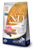 FARMINA N&D LOW ANCESTRAL GRAIN CANINE LAMB & BLUEBERRY ADULT MEDIUM 12KG