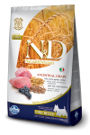 FARMINA N&D LOW ANCESTRAL GRAIN CANINE LAMB & BLUEBERRY ADULT MINI 800G