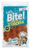 BRIT CARE LET'S BITE DOG TWISTER O'CHICKEN 80G